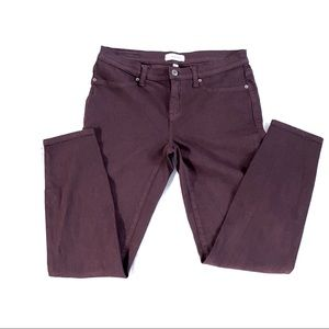 Lila Ryan Liza Colored Skinny Jeans